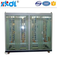 IGBT switch charging rectifier
