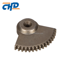 Powder Metallurgy Sintered Parts Iron Based Sector Gear