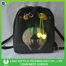 Customzied Logo Promotional Silicone Safety Led Handbag Light
