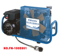China good quality small mobile Diesel air compressor