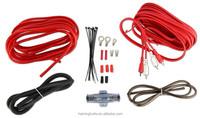 8 Gauge Car Amplifier Amp Installation Wiring kit+speaker wire