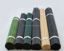 China High quality Round plant flower bamboo green sticks