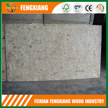 Cheap price OSB board for packing in sale