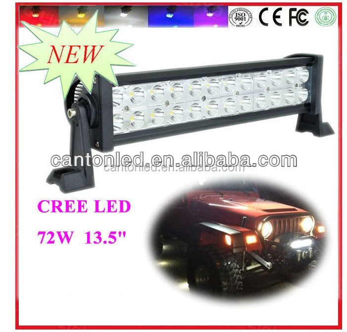 offroad driving led light bar