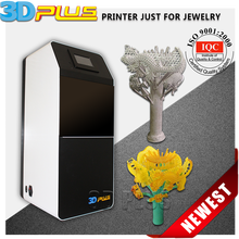 Factory Supply Jewelry 3D Printing , Large 3D Printing Machine With High Precision