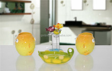 cute children fish bathroom decor polyresin decorative bathroom accessories