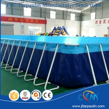 CE certificate pvc giant inflatable pool