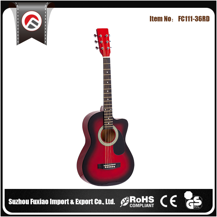 Lower Price 36 Inch Size Archtop Guitar