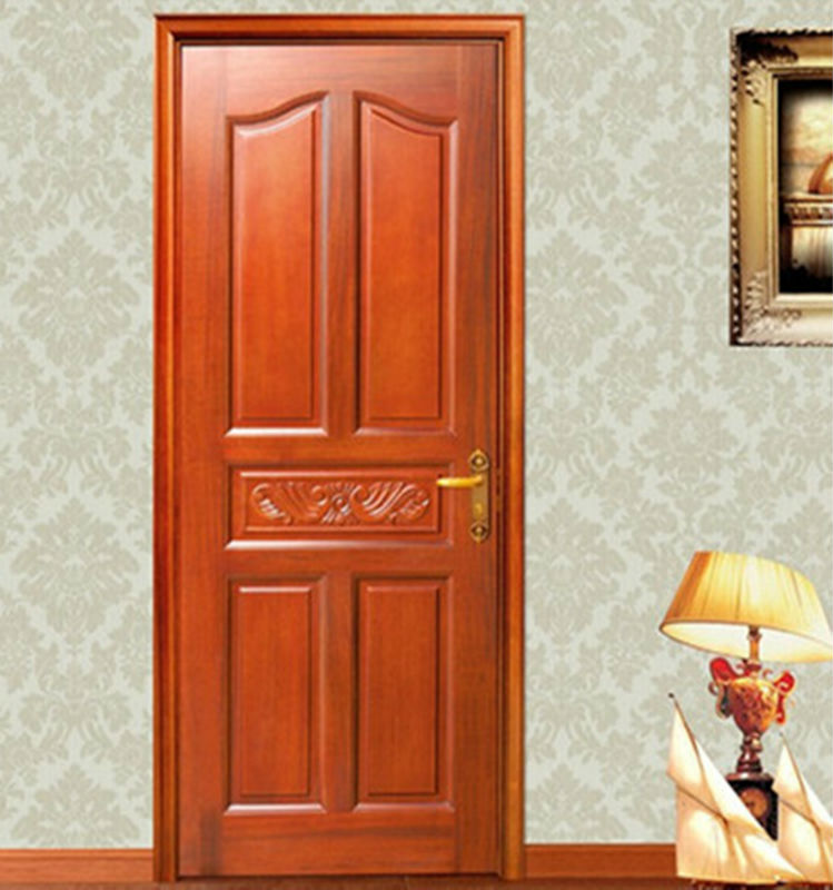 interior wood door with 6 panel bedroom factory cheap wood door buy