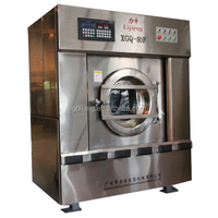 70KG XGQ-F Fully automatic stainless steel material laundry washing machine for hotel&restaurant supplies
