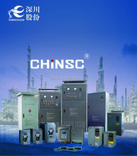 Chinsc widely used high performance variable frequency drive75kw static inverter three phase converter
