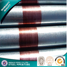 High quality , lowest price galvanized steel pipe properties