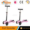 EN71 approved 3 wheel cheap kick scooter for sale