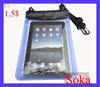 Underwater Tablet Water Proof Case Dry Bag for Pad/Pad 2