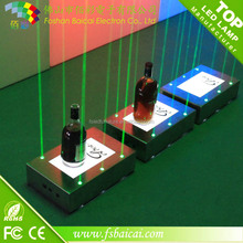ABS laser lighting display led bar Accessories