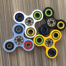 China manufacturer OEM service ball bearing ceramic bearing 608 fidget spinners hand toys