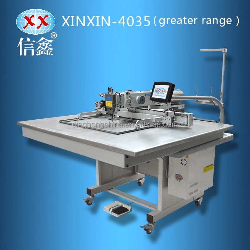 XX-4035 Extra Heavy Duty Top and Bottom Feed Lockstitch Sewing Machine