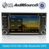 Wholesale auto radio gps car dvd for Toyota universal with GPS,Radio,BT,DTV,APP,3G