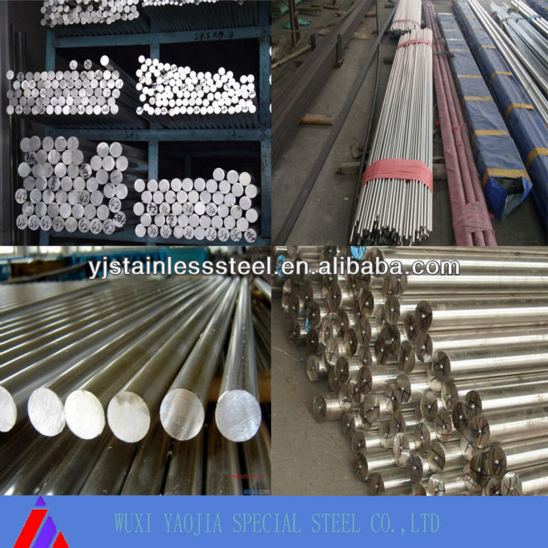 big manufacturer ASTM A276-10 304 Stainless Steel Round Bar in WUXI