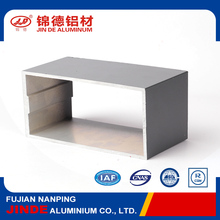 Hot and durable aluminum extrusion box