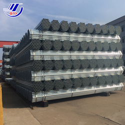 thickness gi steel scaffold galvanize pipe 6 meter