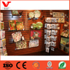 Wholesale slatwall display rack for fashion boutique store furniture