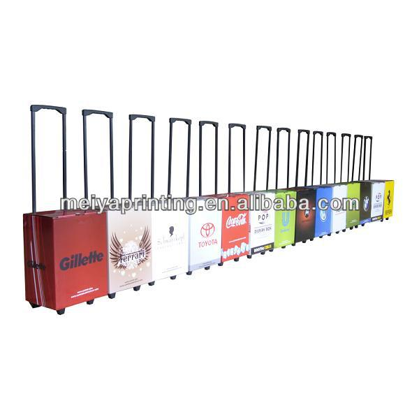 Professional Manufacturing Cardboard Trolley Bag,Exhibition Trolley Bag,Paper Trolley Bag