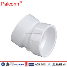 PVC UPVC Pipe Fittings for Waster Water Bathroom ISO BS ASTM Standard