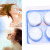 4Pcs/Box Soft Water Swimming Silicone EarPlugs Swim Sleep Bath Noise Reducing Clips Hot Seller