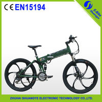 "26"" dirt electric foldable bicycle for sale"