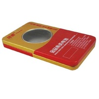 Chinese Factory Sell Tinplate Box With