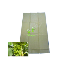 custom size high quality fruit covering banana protection bag