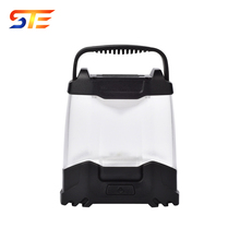 HOT selling Battery Powered Outdoor LED Camping Lantern Portable Multifunctional Solar Camping Lamp