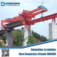 bridge beam launcher gantry crane price for river bridge building