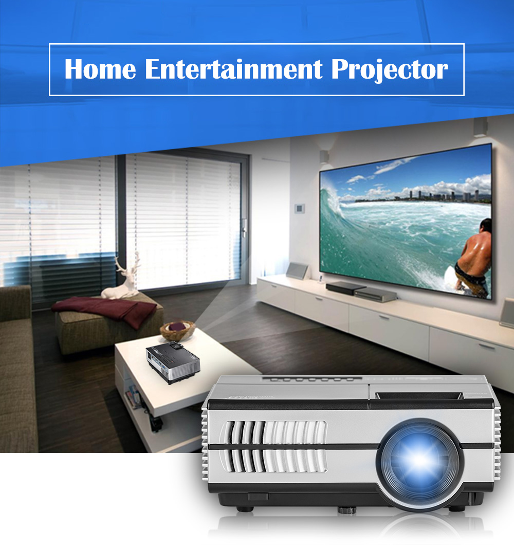 hot sales Newest 600D Pico led projector 1500 lumens pocket projector/mini projector/1080p projector