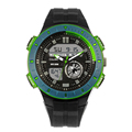 China Men Sports Military Army Swim Diving Waterproof Chronograph Analog Digital watches