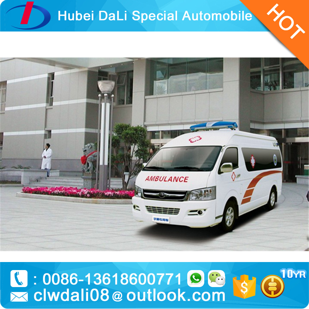 Japan used ambulance car low cost