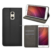 smart phone wallet style leather case flip case cover pouch for Xiaomi Redmi Pro cover