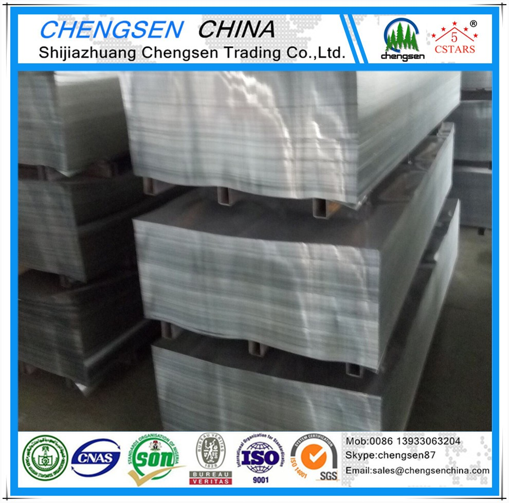 New design galvanized sheet metal roofing with low price