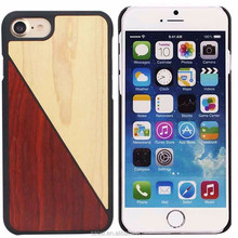 custom phone case tpu wood bamboo oem rugged case for iphone 5