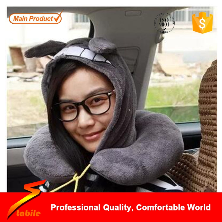 STABILE 2017 Professional animal shape travel neck pillow for on car
