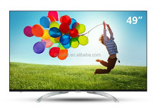 Hot sale 49 inch Full HD 2K LED flat screen tv wholesale, LG Monitor 49 INCH LED TV