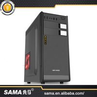 SAMA Excellent Quality Excellent Stylish Vertical Type Atx Computer Tower Case