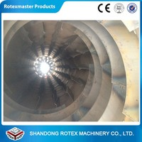 Best Sell of Products 2017 Sawdust Wood Chip Dryer type Industrial Rotary Dryer