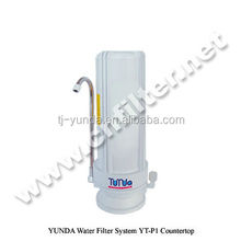 plastic countertop water filter system water filter system