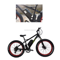Innovative new products no foldable fat tire electric bike import from China