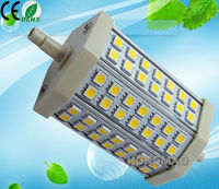 3 Years Warranty 118mm dimmable LED halogen bulb R7S