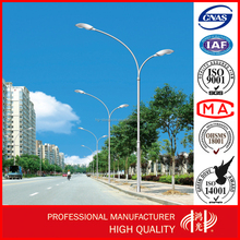 Street Lighting Pole and Lamp Post with Galvanization and Powder Coated