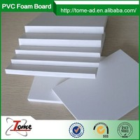 Glossy large quantity in stock chemical resistant pvc foam board
