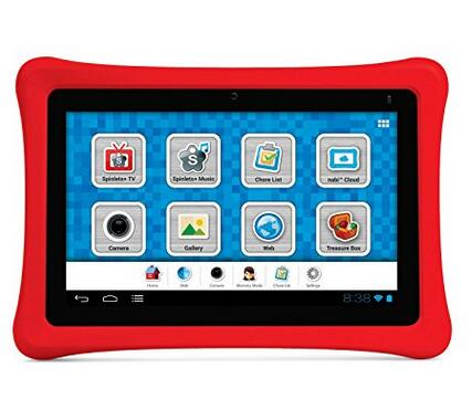 High quality Nvidia Quad Core 1024*600 1G+8G Free Rubber Case 7 inch Wifi Kids Tablet PC